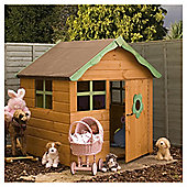 Mercia 4ft x 4ft Charlie Wooden Playhouse