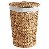 Tesco Water Hyacinth Laundry Basket