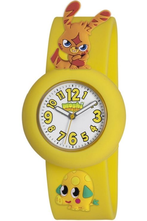 Peers Hardy Yellow Katsuma Moshi Monsters Watch With Charms