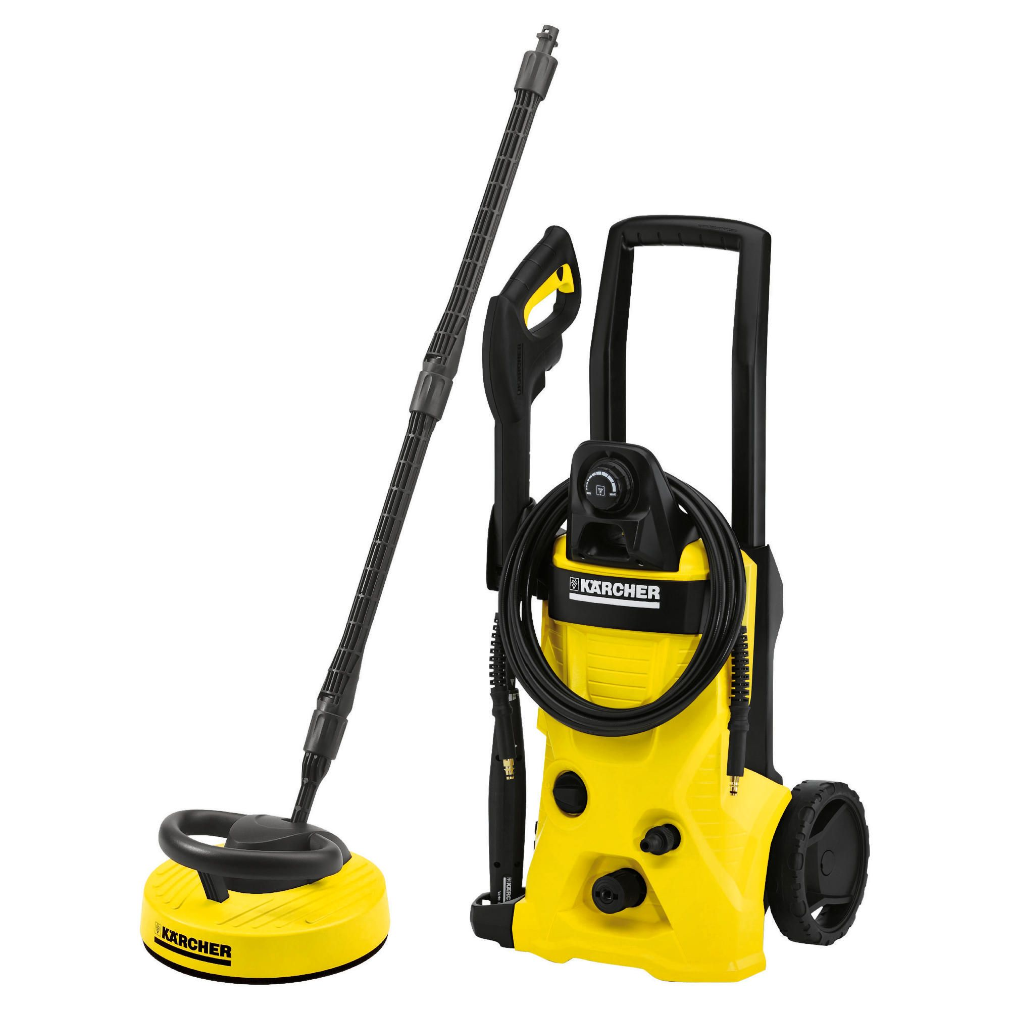Karcher K4.600 & T200 X Series Pressure Washer at Tesco Direct