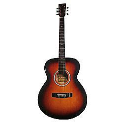 Martin Smith Acoustic Guitar W100 Sunburst