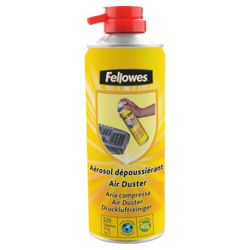 Fellowes Air Duster/Spray for cleaning TV & Monitors 350ml