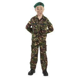 H.M Armed Forces Marine Dress Up