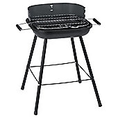 Tesco Square 33cm Charcoal BBQ