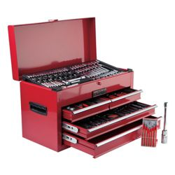 Clarke 242 piece tool kit & chest