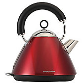 Morphy Richards 43772 1.5 litre Accents Red Traditional Kettle