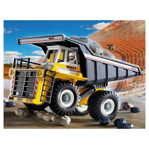 Playmobil Heavy Duty Dump Truck