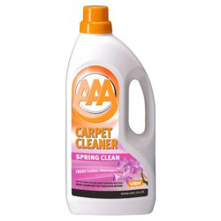 Vax AAA Spring Clean Carpet Cleaning Solution 1.5L