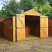 Mercia 10x10 Apex Overlap Large Shed
