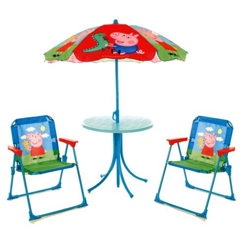 Peppa Pig Children's Patio Set