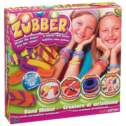 Flair Zubber Band Maker