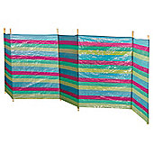 Tesco 6-Pole Large Camping Windbreak