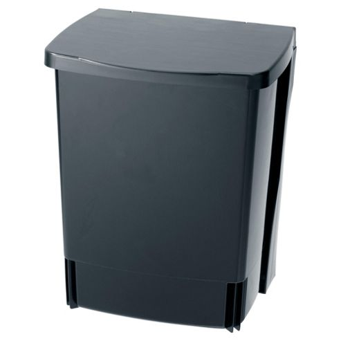 Brabantia Black 10L Built In Bin