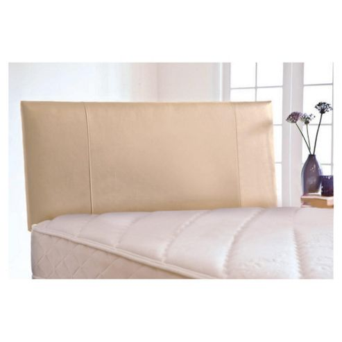 Silentnight King Headboard, Beige