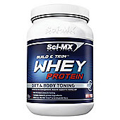 Sci-MX Build & Trim Whey Protein 1.05kg Strawberry