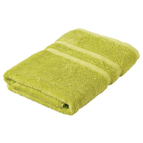 Tesco Bath Sheet, Lime
