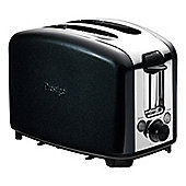 Prestige 54006 2 Slice Toaster - Dark grey