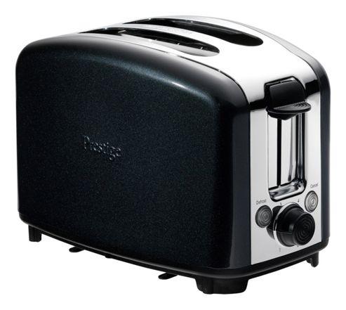 Prestige 54006 2 Slice Toaster - Dark grey