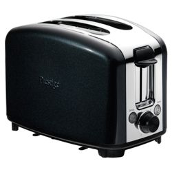 Meyer Prestige 54006 Traditional 2 Slice Toaster - Dark Grey