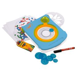 Crayola 3-In-1 Picture Magic Picture Making Kit