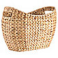Water Hyacinth Magazine Basket