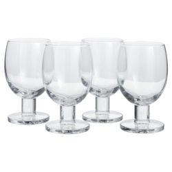 Jamie Oliver Set of 4 Red Wine Glasses