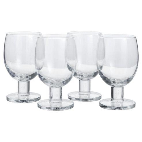 Jamie Oliver Set of 4 Red Wine Glasses