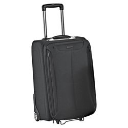 Revelation by Antler Indy 2-Wheel Suitcase, Black Medium