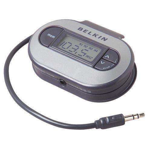 Belkin F8V3080EA TuneCast II FM Transmitter - Black