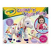 Crayola - Colour N Style Pony