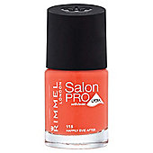Rimmel London Salon Pro with Lycra Nail Polish 115 Happily Evie After 12ml