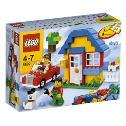 LEGO City House Building Set 5899