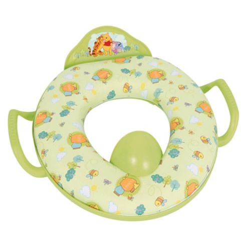 The First Years Winnie the Pooh Soft Seat Toilet Trainer