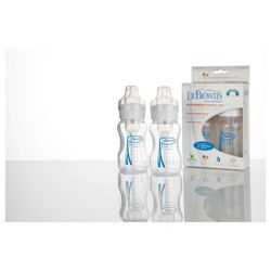 Dr Brown's Anti Colic Bottle 2pk