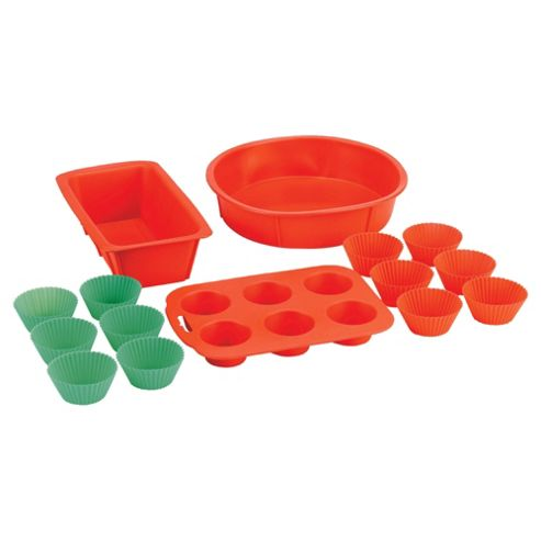 Ready Steady Cook Silicone Bakeware Set