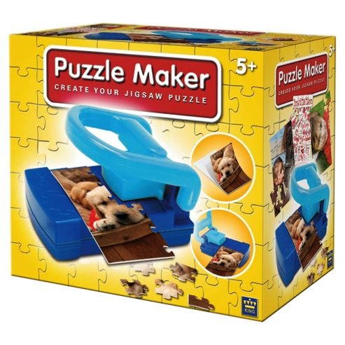 King Puzzle Maker