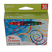Color It! - 36 Wax Crayons