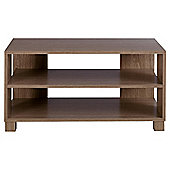 Nico TV Unit, Walnut-effect
