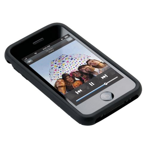 Gear4 JumpSuit Grip PG384 Silicone Case for iPhone
