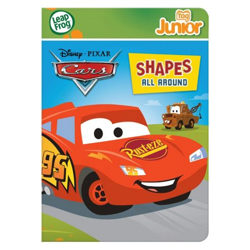 LeapFrog Tag Junior Cars
