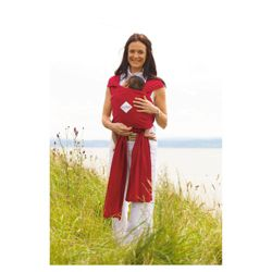 Close Parent Sling Baby Carrier, Red