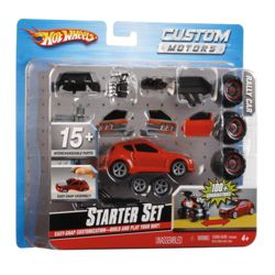 Hot Wheels Custom Racers Cars Assortment