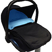 Car Seat Footmuff To Fit Maxi Cosi Cabrio Turquoise