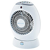 Bionaire BFH265 2KW Fan Heater with Thermostat and Oscillation