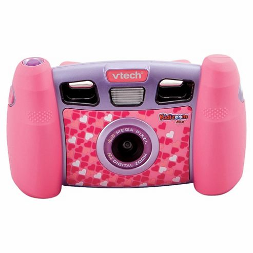 VTech Kidizoom Plus Pink Multimedia Digital Camera