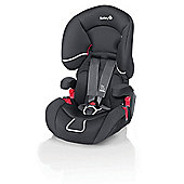 Safety 1st Tri-Safe Car Seat, Group 1 2 3, Black Iron