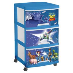 Disney Toy Story 3 Drawer Tower