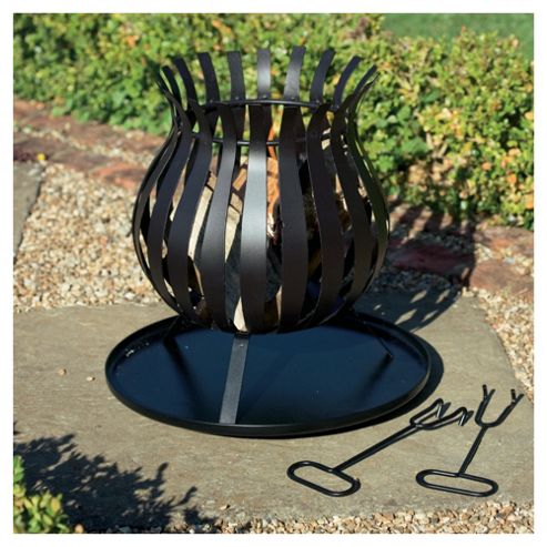 Tesco Fire Basket