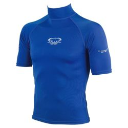 TWF UV Rash Vests Men's & Ladies' L  electric blue