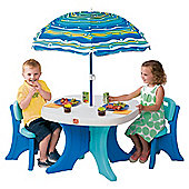 Step2 Play & Shade Patio Set